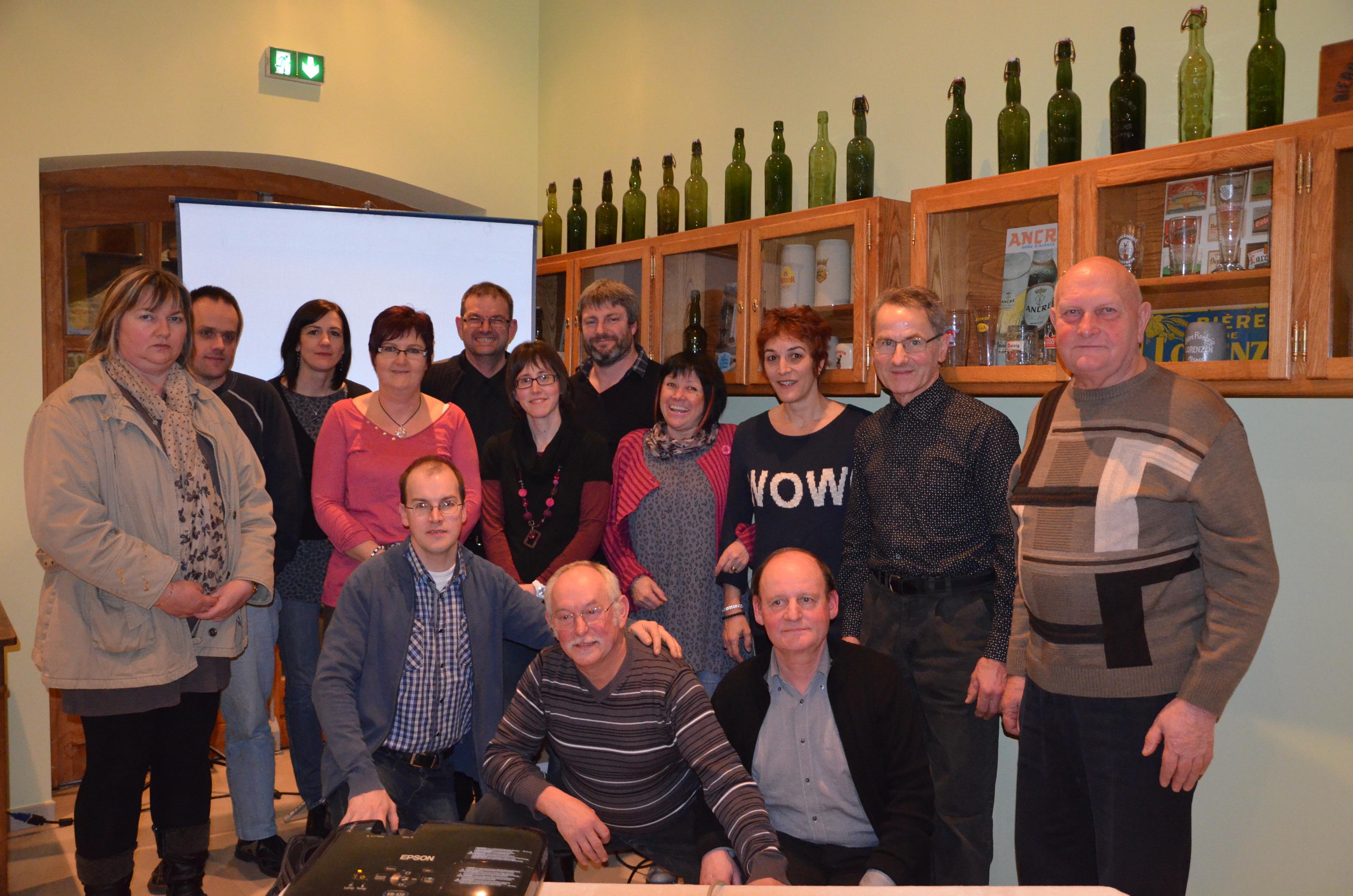 Comité 2014
